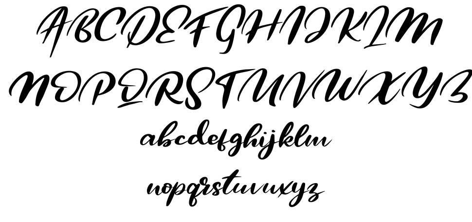 Qors font