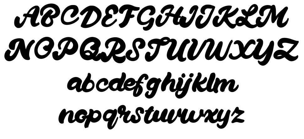 Quanty písmo