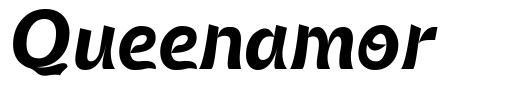 Queenamor font