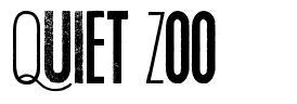 Quiet Zoo