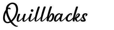 Quillbacks
