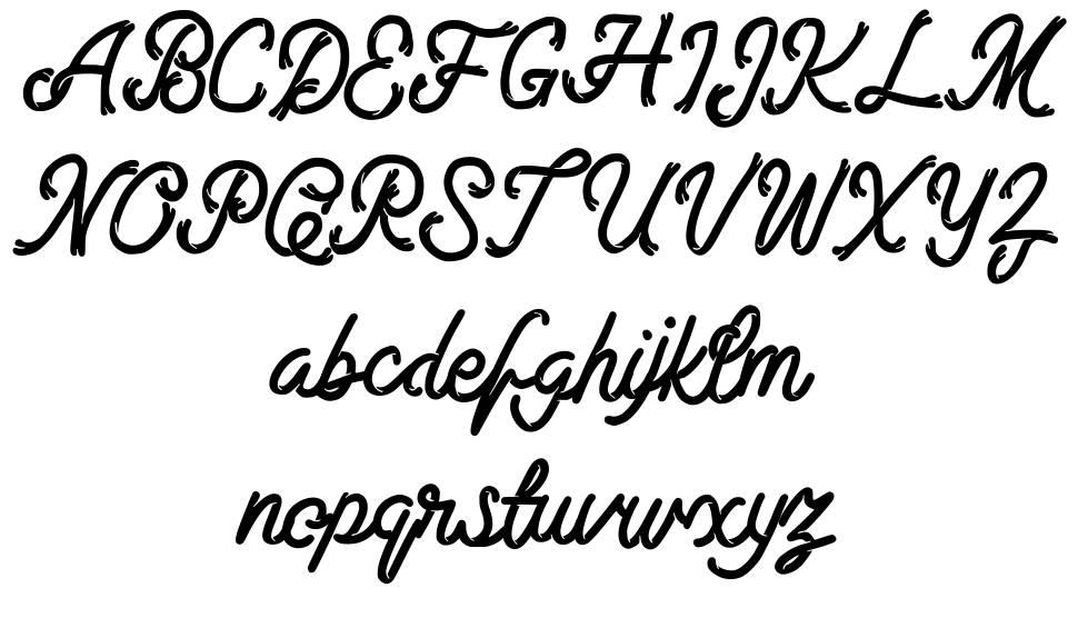 Qunanty písmo