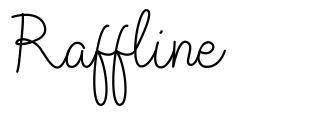 Raffline