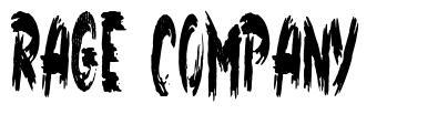 Rage Company