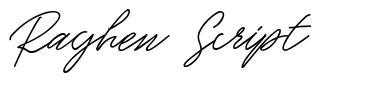 Raghen Script