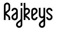 Rajkeys
