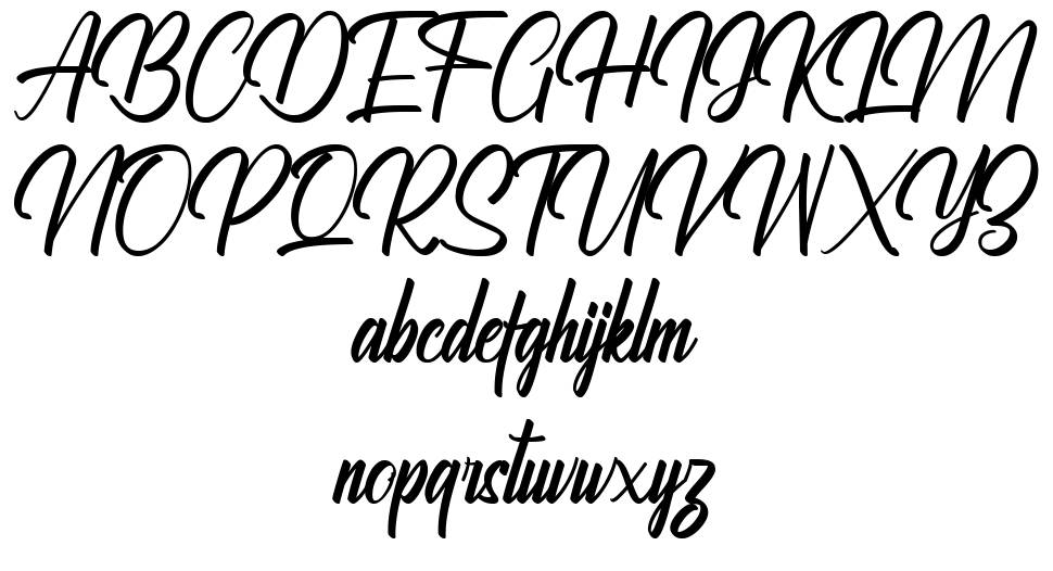 Ralliankara フォント