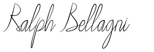 Ralph Bellagni
