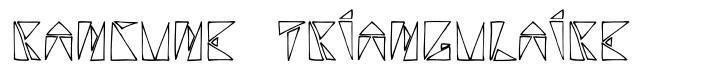 Rancune Triangulaire