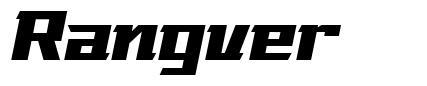 Rangver 字形