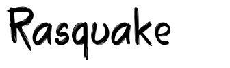 Rasquake