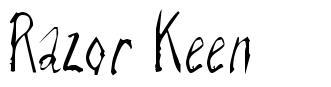 Razor Keen