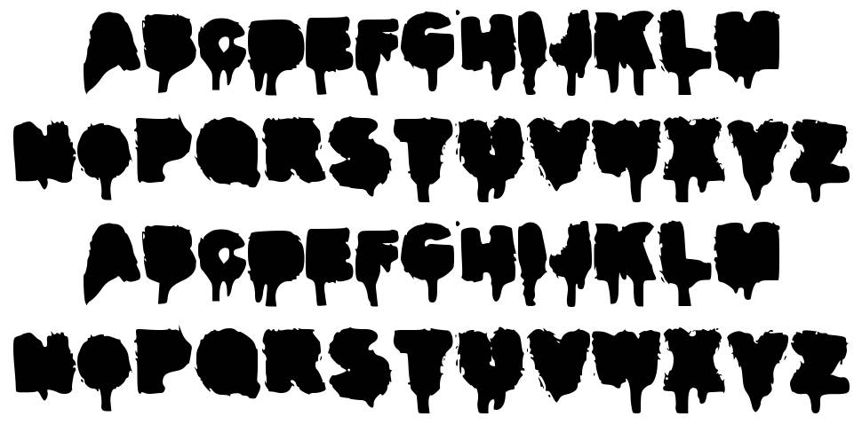 Real Graffiti font