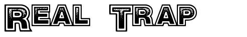 Real Trap font