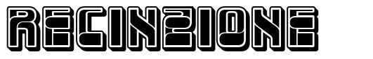 Recinzione font