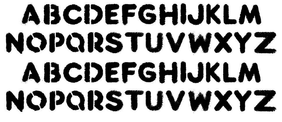 Reclaim font
