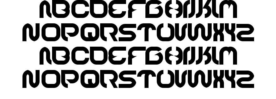 Recognition font