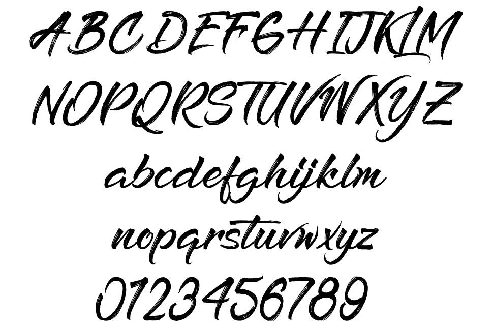 Refreshen and Softening font