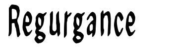 Regurgance