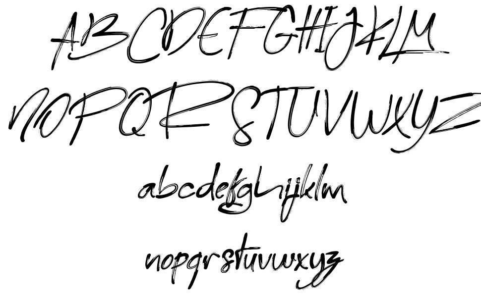Reingttoon font
