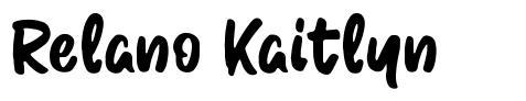 Relano Kaitlyn fonte