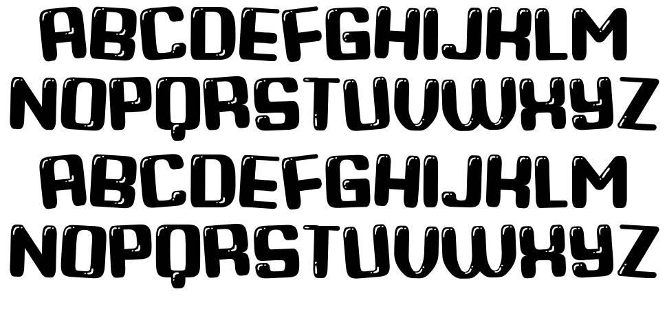 Remake font