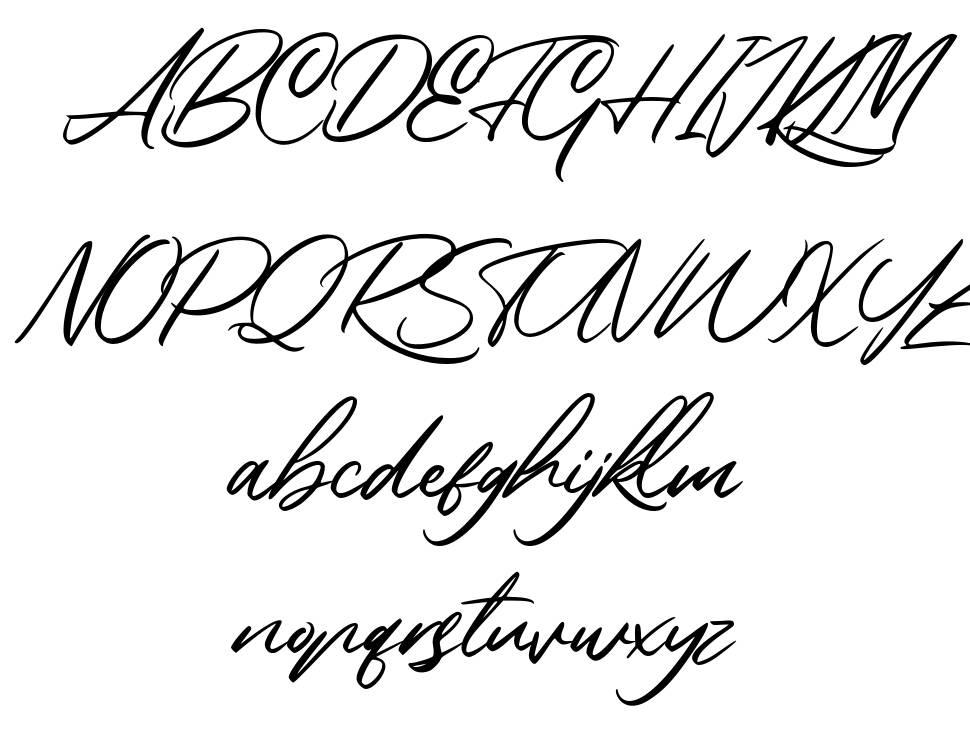 Rembank font