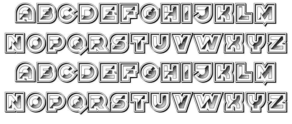 Requisite 字形