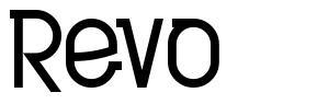 Revo font