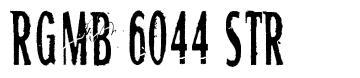 RGMB 6044 Str