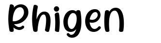 Rhigen
