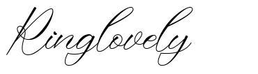 Ringlovely