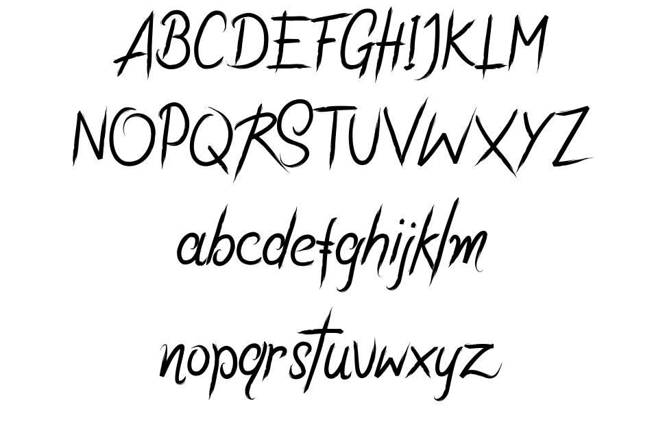 Riotiks font