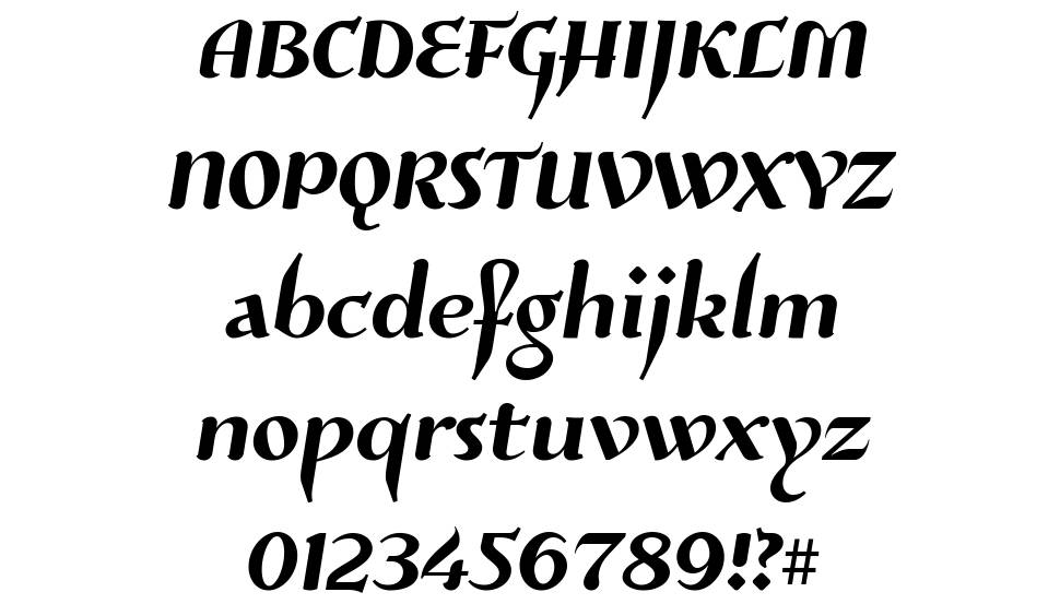 Risaltyp font