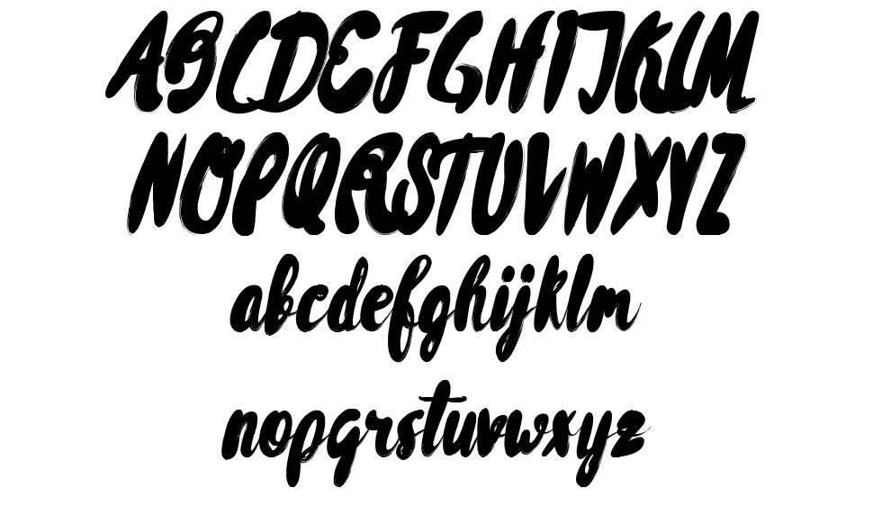Rissa Typeface font