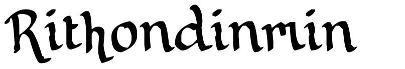 Rithondinmin