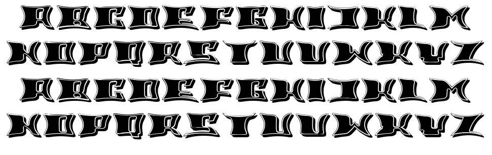 Ritual 字形