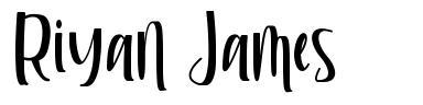 Riyan James fuente