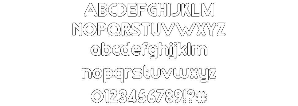 RM Playtime font