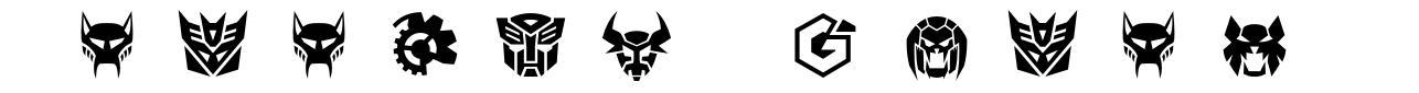 Robofan Symbol