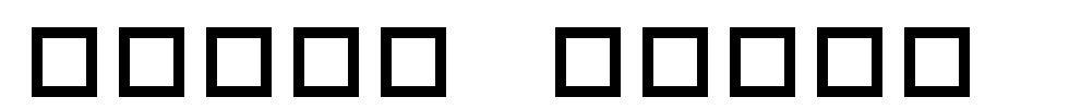 Robot Crisis font