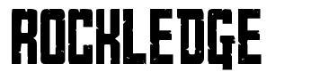 Rockledge font
