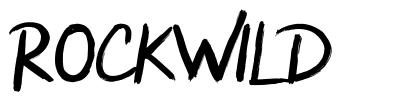 Rockwild шрифт