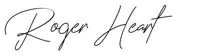 Roger Heart