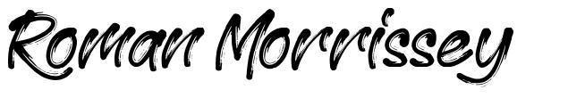 Roman Morrissey