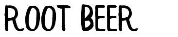 Root Beer písmo