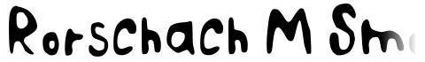 Rorschach M Smooth