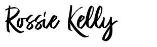 Rossie Kelly fuente