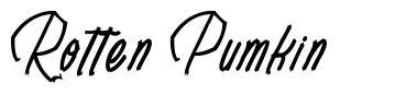 Rotten Pumkin