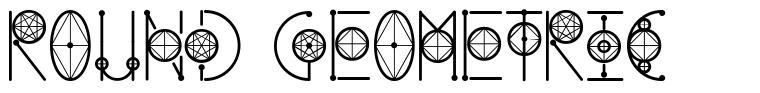 Round Geometric
